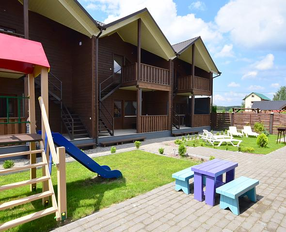 Resorts Guest House ''Ozhyna'' Shack
