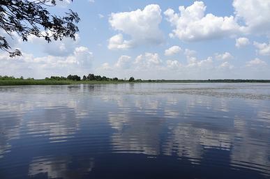 Озеро Островьянское