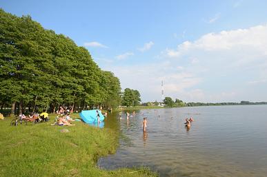 Озеро Черное большое