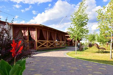 Green Tourism village Pulmo Shatsk